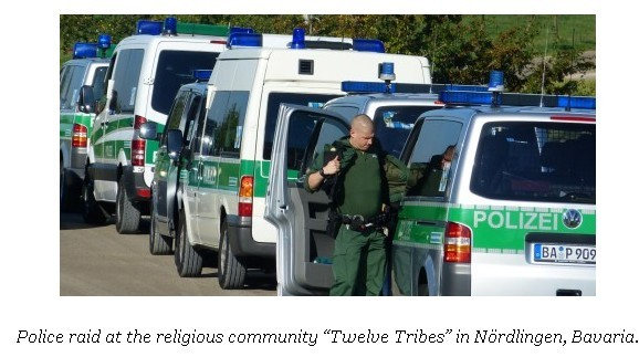 "GERMANY: Controversy Surrounding ""Twelve Tribes"" – Sociologist Warns against Targeted Misinformation by Sect Experts"