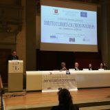 International Convention «Law and Freedom of Belief in Europe, a difficult journey»