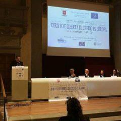 Convention internationale « Droit et liberté de croyance en Europe, un parcours difficile »