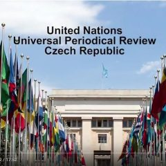 November 2017 UN UPR – Czech Republic  Two Czech Yoga teachers stuck in the Manila Immigration Detention Center for two and half years.