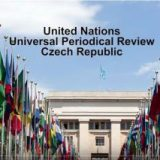 Oral statement at the 37th session of the Human Rights council : Universal Periodic Review Czechia