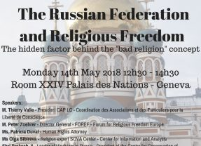 The Russian Federation and Religious Freedom