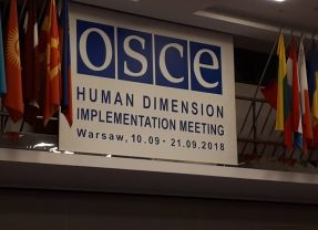 OSCE 2018 : COMPILATION OF WRITTEN RECOMMENDATIONS