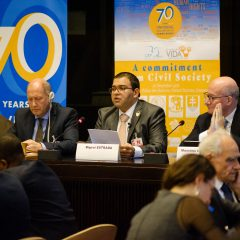 70th Commitment from Civil Society – The Light of the World Church