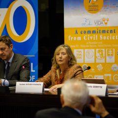 70th Commitment from Civil Society – Fundacion Mejora Para la Vida, la Cultura y la Sociedad