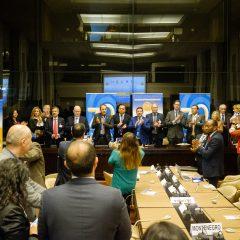 70th Commitment from Civil Society – Bitter Winter à Genève à l'occasion du 70e anniversaire de la Déclaration des droits de l'homme