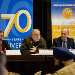70th commitment from Civil Society – Some clarifications about the « faith-based organizations »