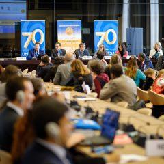 L'Église de Scientologie se joint à d'autres religions et ONG au siège de l'ONU à Genève pour participer à une conférence visant à promouvoir la coopération pour garantir les droits de l'homme pour tous