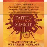 Save the date! Faith and Freedom Summit II
