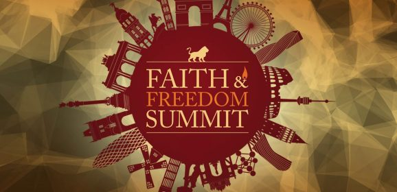 Faith and Freedom Summit – The pledge and purpose