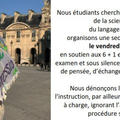 Manifestation pour la défense de la liberté de penser et d'expression de l'Être Essentiel